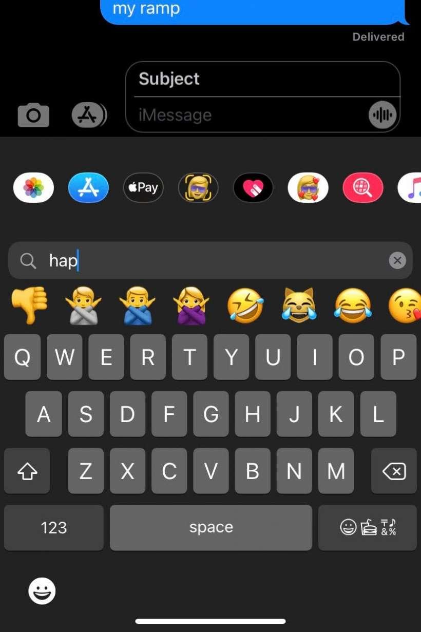 búsqueda Emoji
