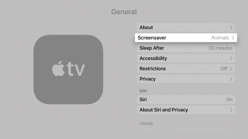 Protectores de pantalla Apple TV