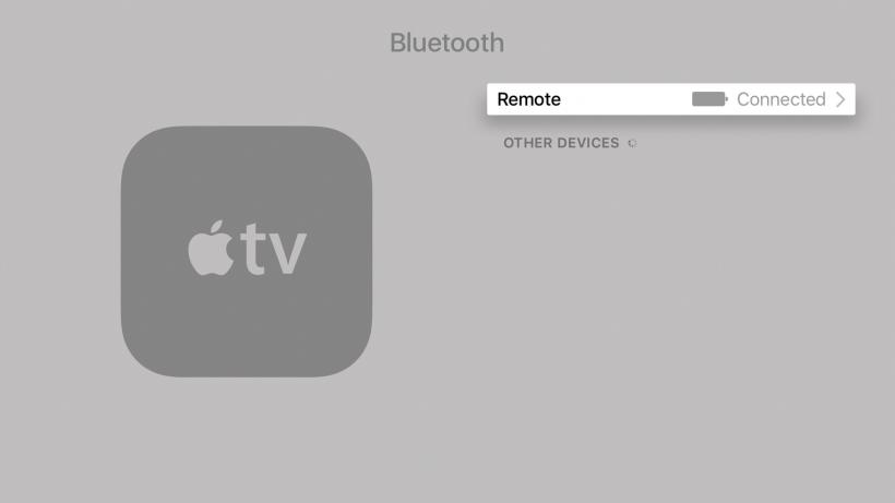 Batería Siri Remote