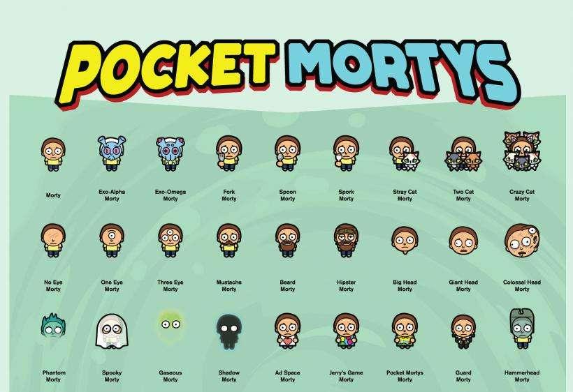 Guía de Morty de bolsillo