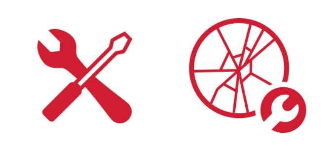 Iconos de servicios AppleCare +