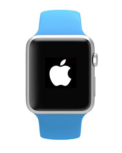 Reinicio del sistema operativo Apple Watch