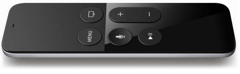 Mando Apple TV 4G Siri