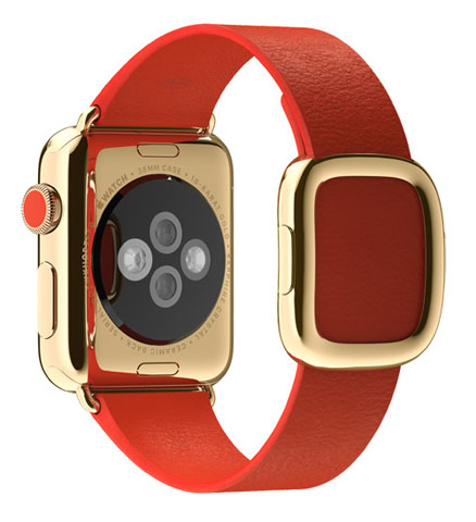 Apple Watch Edition gold 38mm