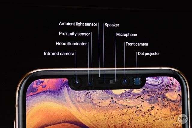 Altavoz iPhone Xs