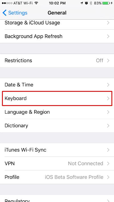 Como añadir otro idioma en el teclado del iPhone o el iPad.
