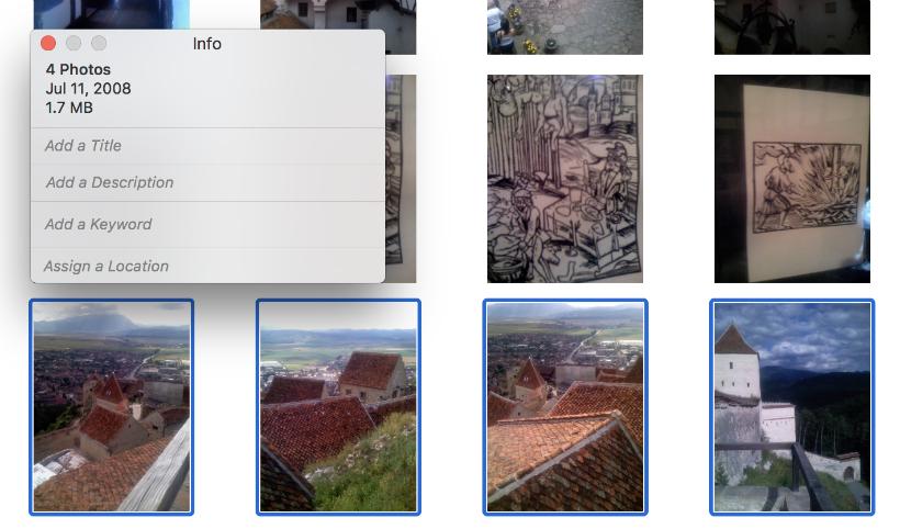 Cómo añadir o editar coordenadas GPS a las fotos del iPhone y el iPad.