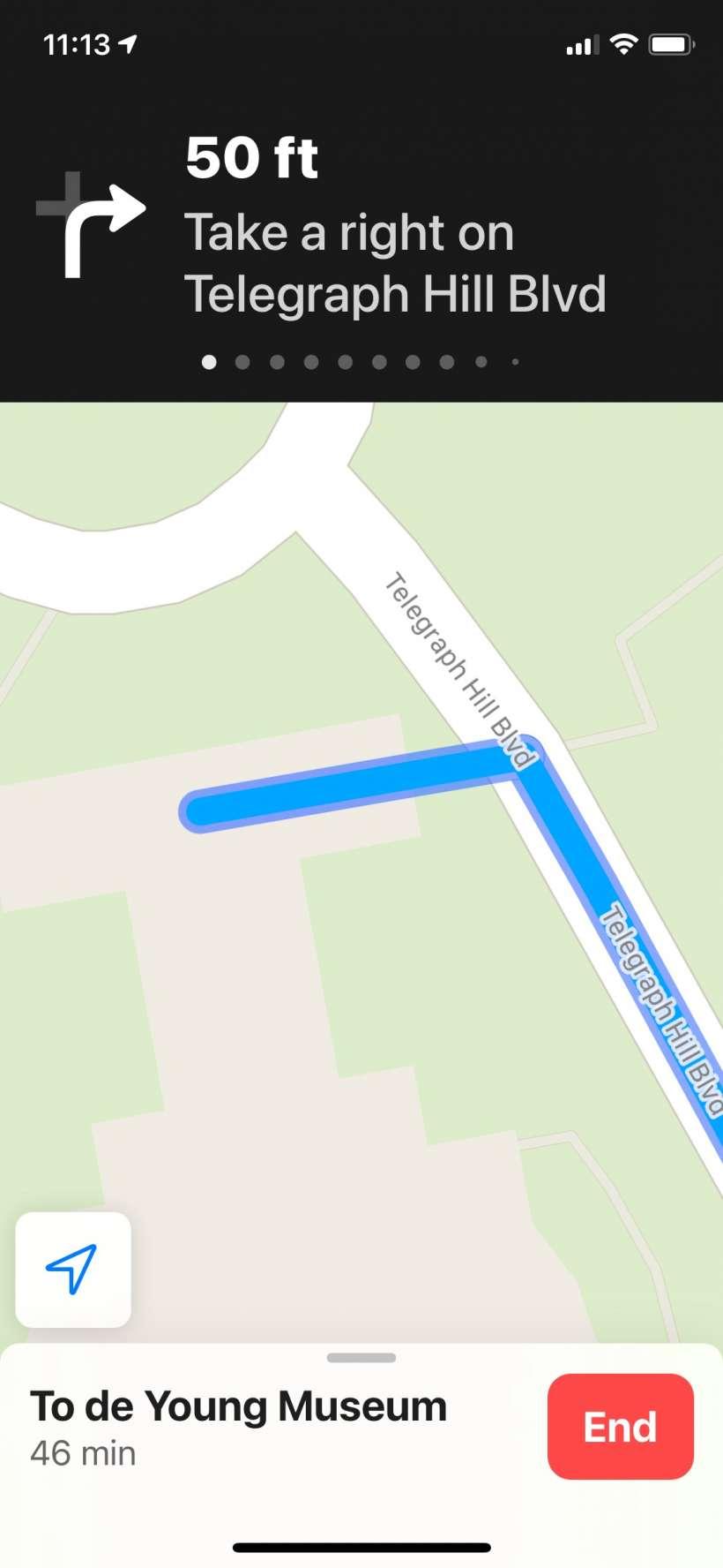 Como se utilizan las indicaciones sobre bicicleta / bicicleta en Apple Maps en el iPhone y el iPad.