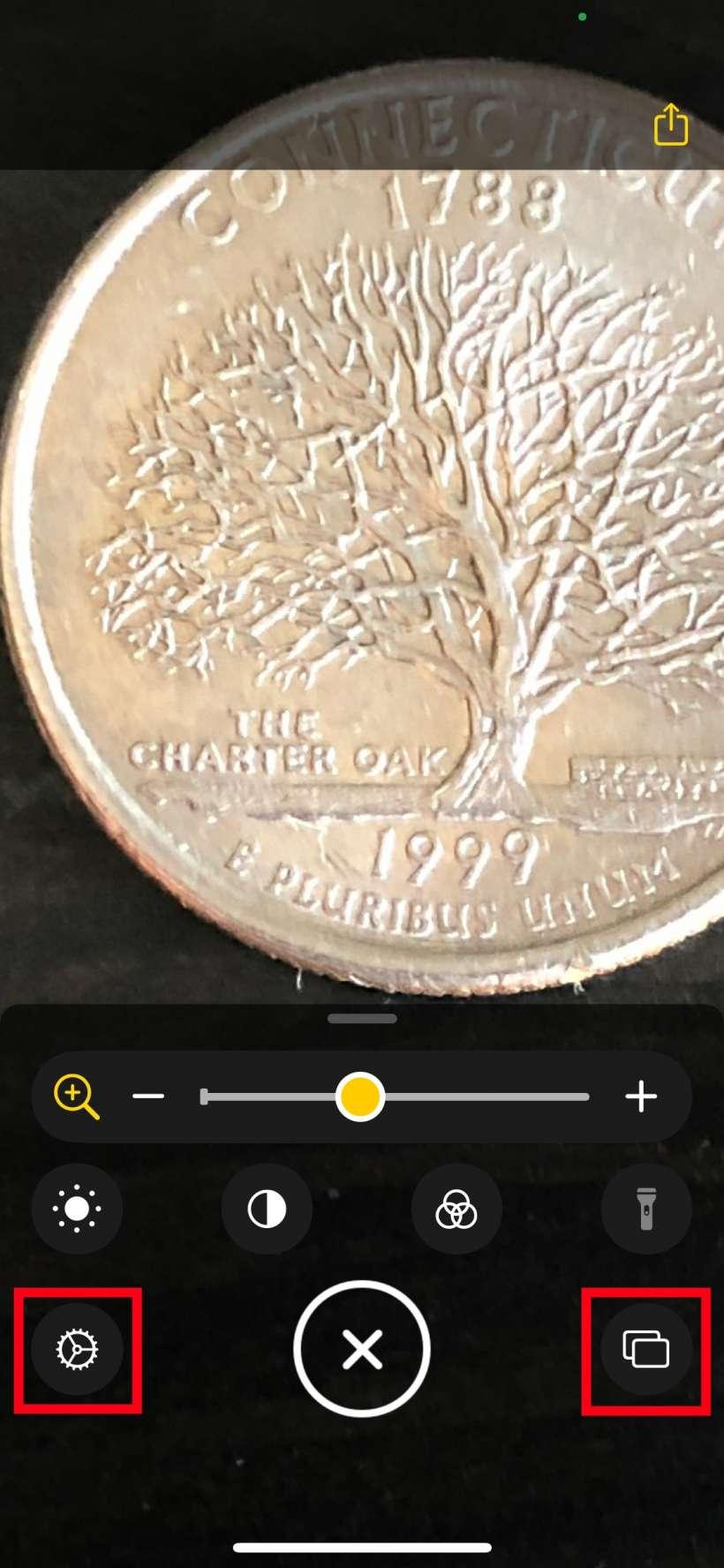 Cómo utilizar la lupa actualizada a iOS 14 al iPhone y el iPad.