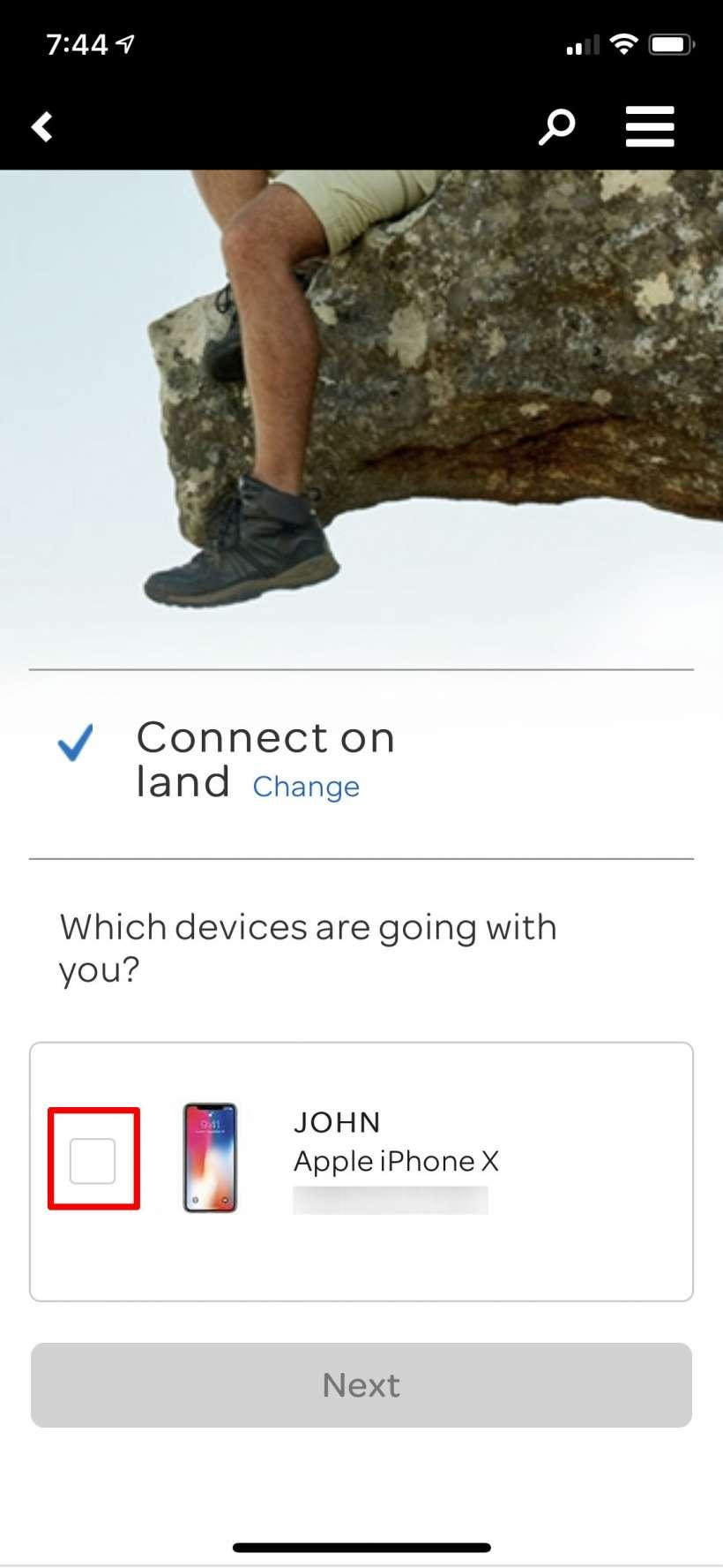 Como se activa AT & T Passport para viajes internacionales en el iPhone.