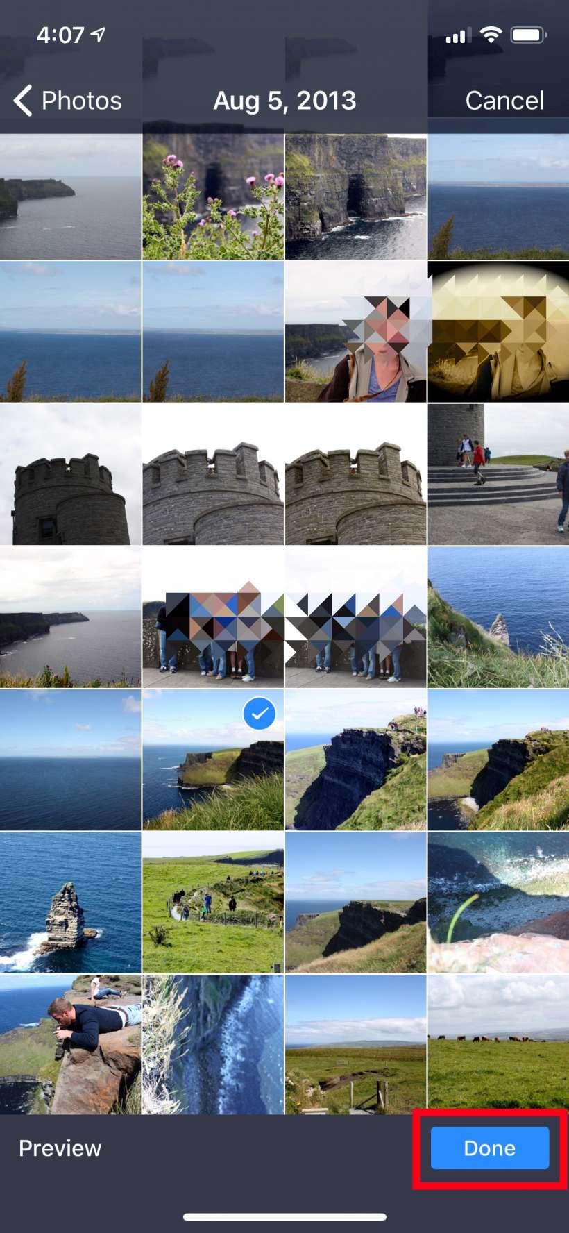 Cómo cambiar el fondo a Zoom en el iPhone y el iPad.