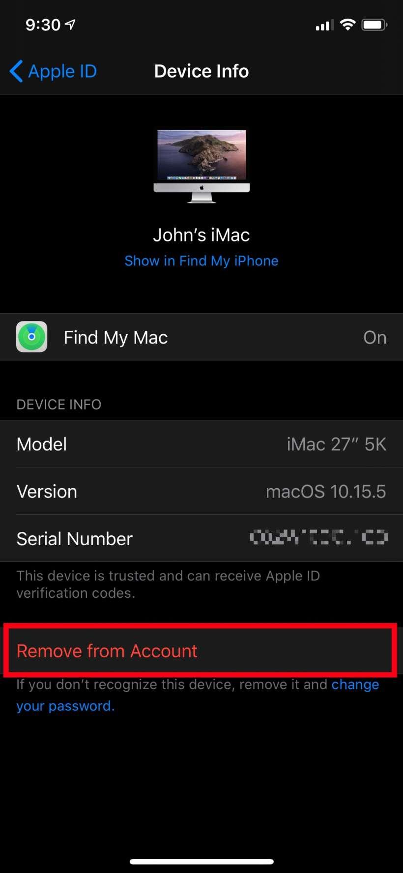 Cómo evitar que los mensajes se envíen a otros iPads, iPhones y Macs.