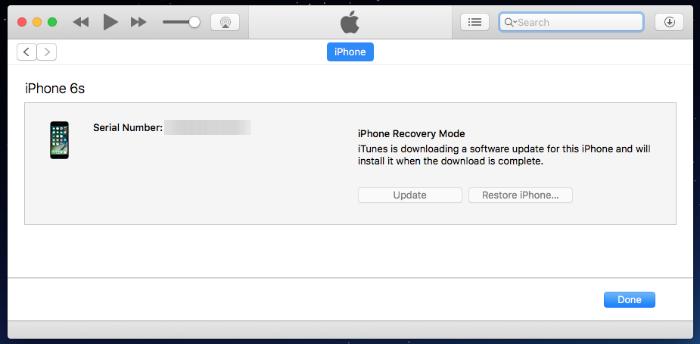 Como instalar la versión oficial de IOS si está en el programa de software beta.