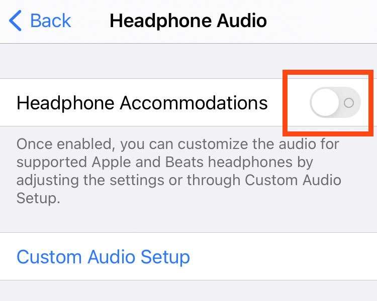 Audio para auriculares personalizado 4