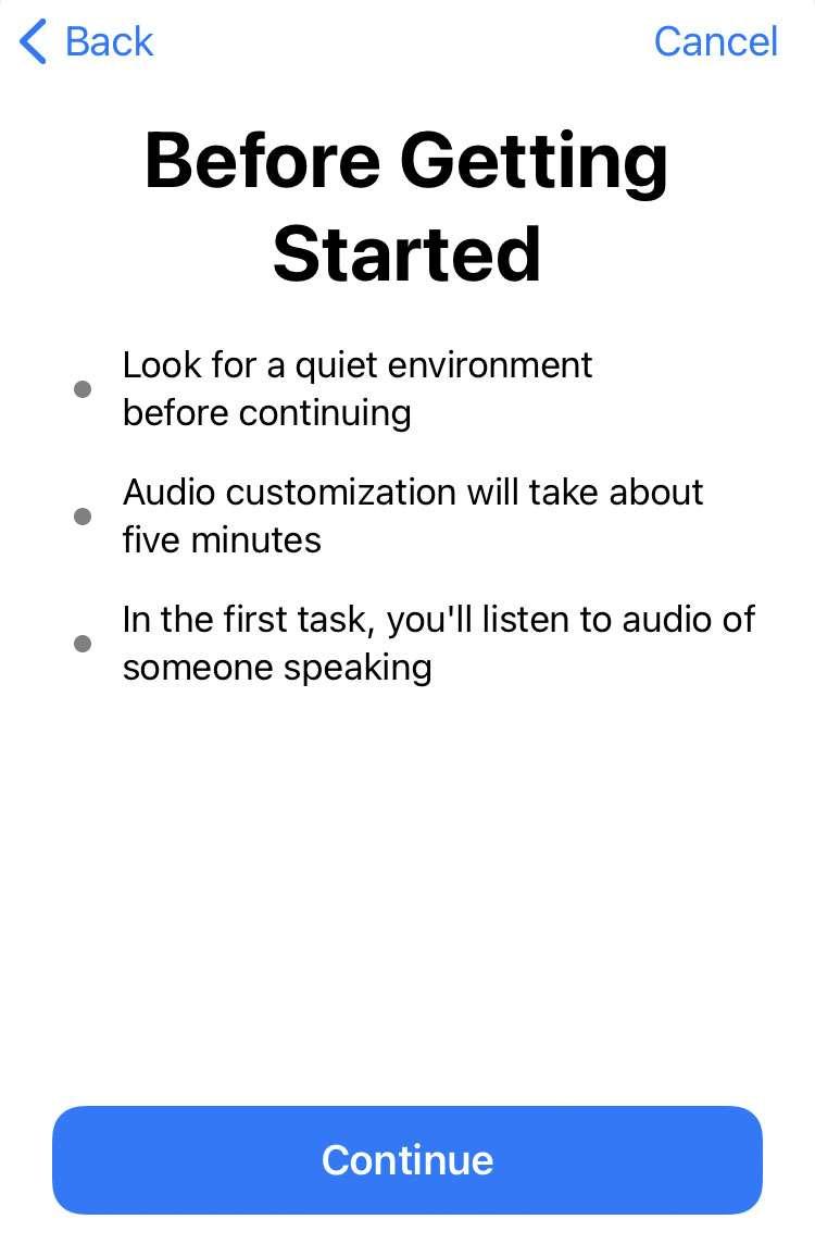 Audio de auriculares personalizado 7