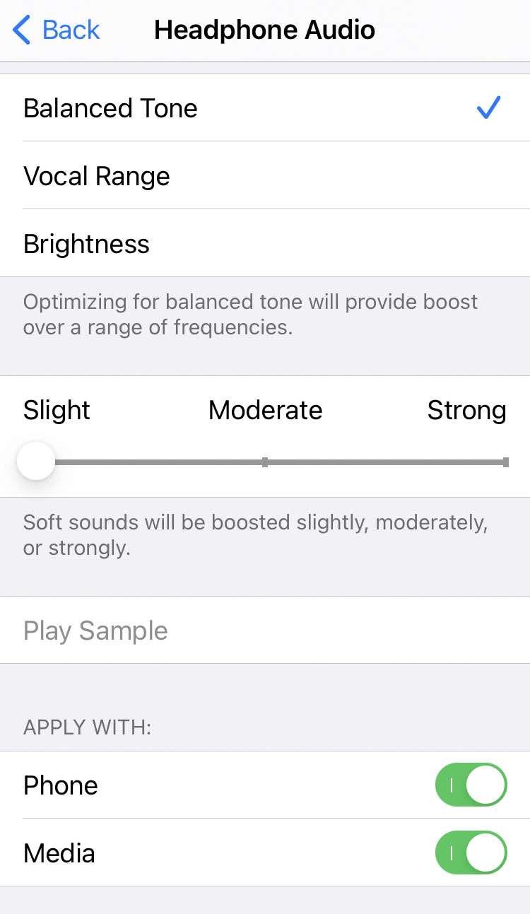 Audio personalizado para auriculares 10