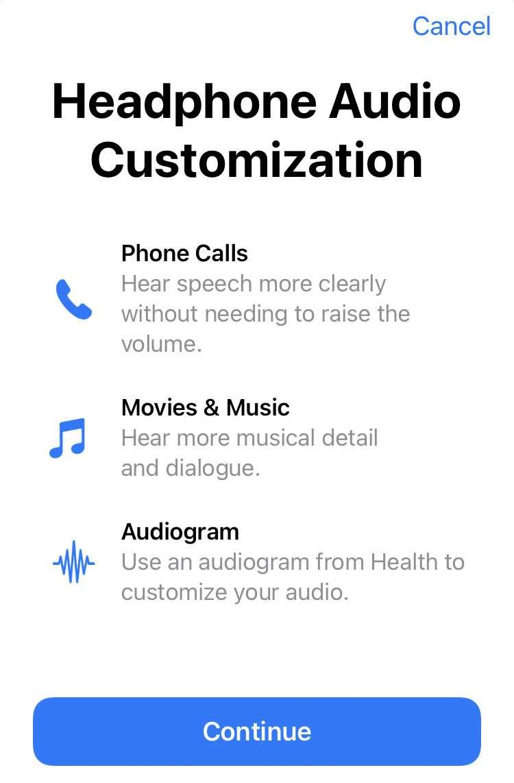Audio de auriculares personalizado 6