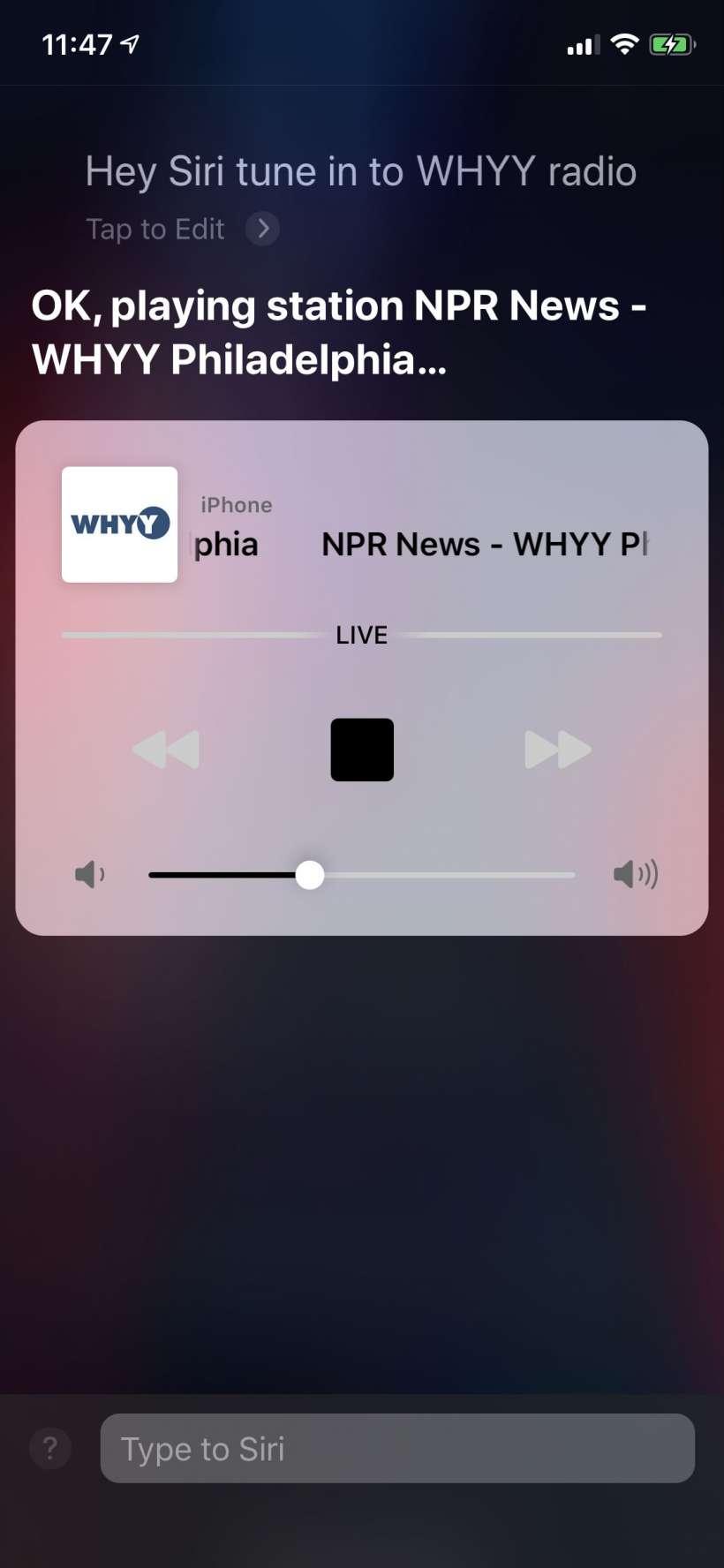 Como escuchar cualquier emisora de radio FM o AM en el iPhone y el iPad.