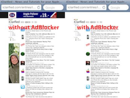 Adblock iOS jailbreak