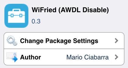 Problemas de jailbreak iOS 8.1 de jailbreak Wi-Fi