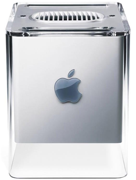 Apple - Cubo Power Mac G4