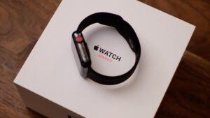 Como añadir, eliminar y reorganizar aplicaciones en su Apple Watch Dock