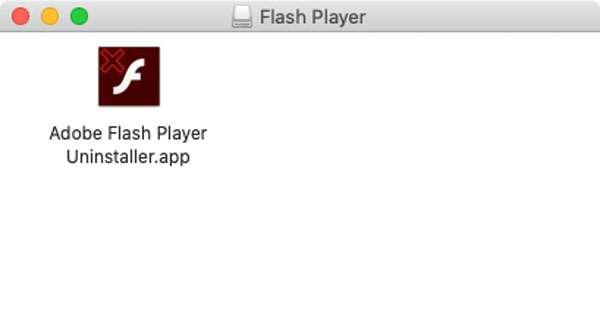 Elimina Flash Mac
