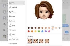 ¿Cómo se crea y edita Memojis a Mensajes en el Mac