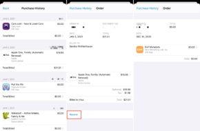 Cómo obtener recibos de suscripciones a iPhone, iPad y Mac