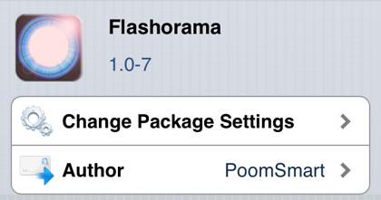 Flashorama retoca Cydia iOS