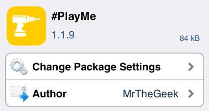 iOS 7 jailbreak PlayMe