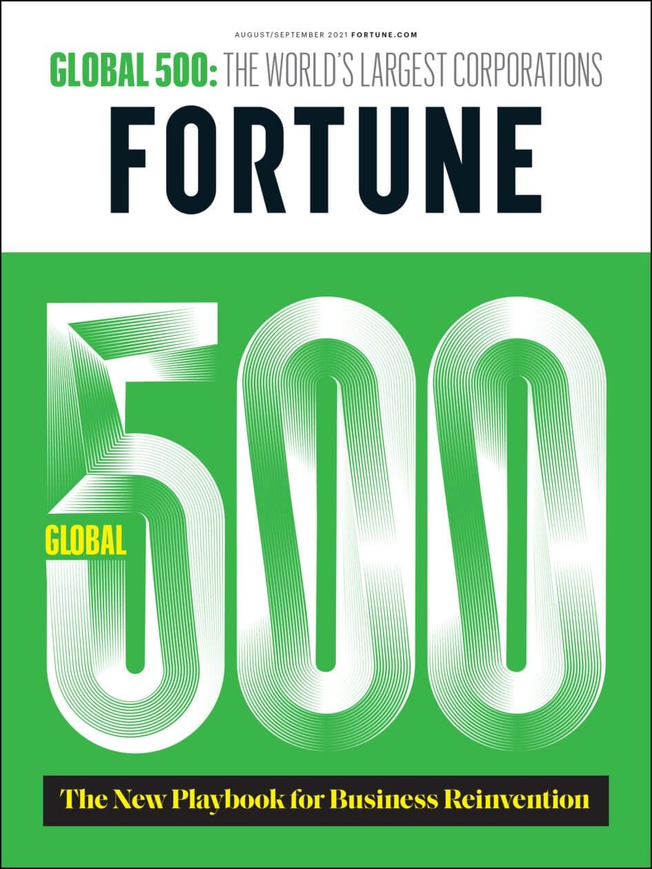 Fortune Global 500 (2021)