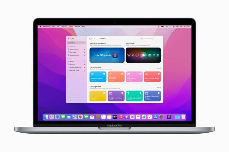 Apple lanza la segunda versión beta de macOS Monterey 12 - MacMagazine