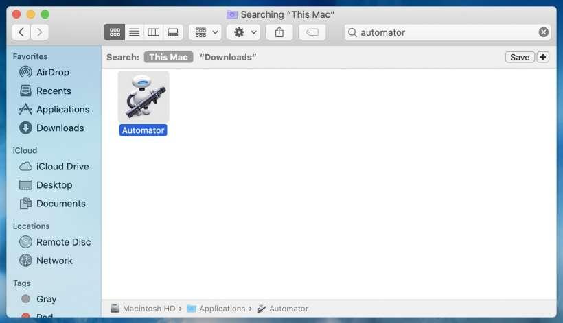 Como añade un interruptorde modo oscuro en el Dock de Mac.