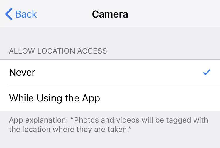 Privacidad de Instagram 3