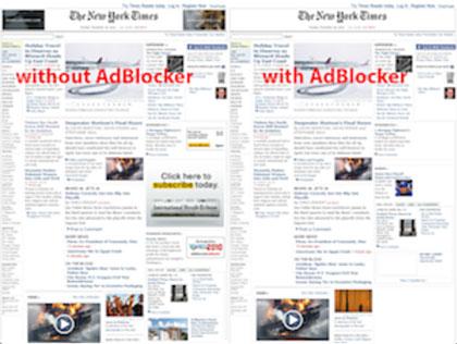 Bloqueador de anuncios jailbreak iOS 8.1