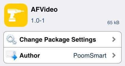 enfoque automático de vídeo iOS 8 iPhone 5s