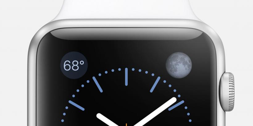 Complicaciones de Apple Watch