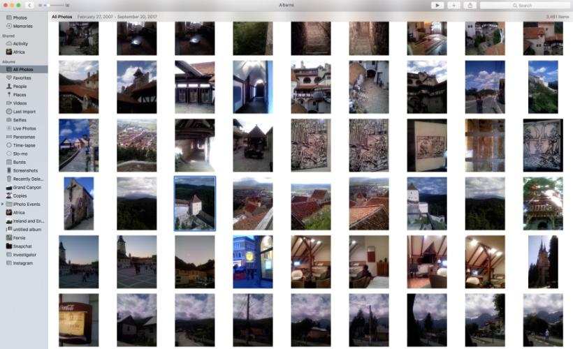 Como añadir o editar ubicaciones a las fotos del iPhone y el iPad.