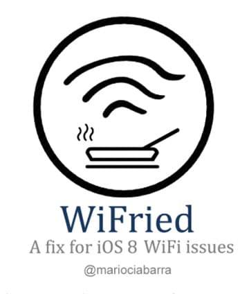 Problemas de conexión Wi-Fi a iOS 8.1