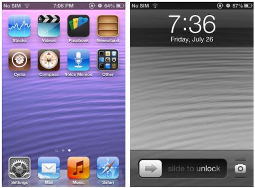 Ajuste de sodio Cydia iOS