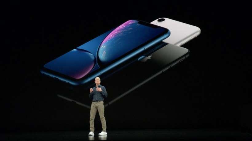 Lanzamiento del iPhone Xr