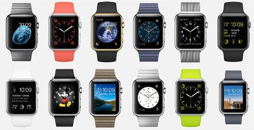 Caras de Apple Watch