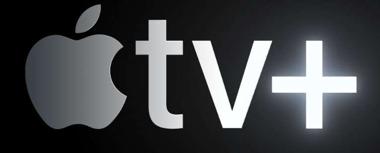 Logotipo de Apple TV +
