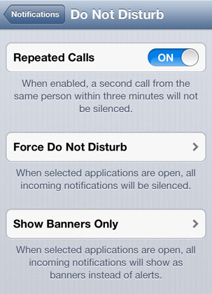 DNDPro retoca Cydia iOS