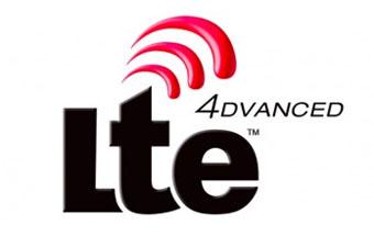 logotipo LTE avanzado
