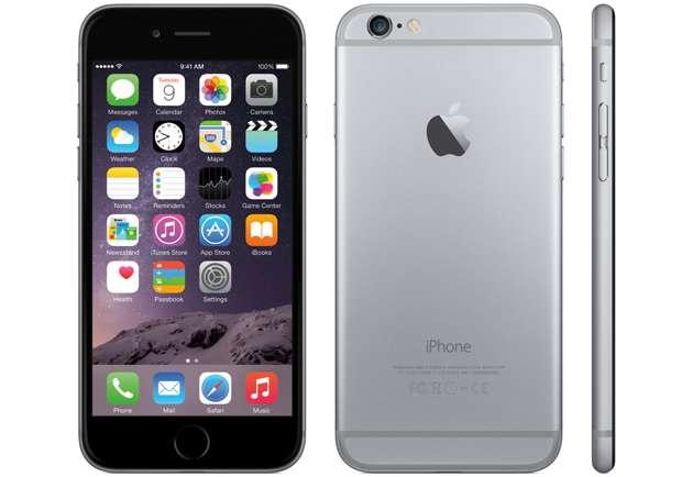 Las dimensiones del iPhone 6 son similares a las del iPhone 6.