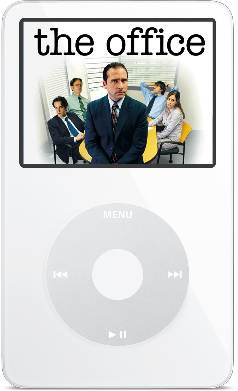 iPod video, con pantalla a color (2005)