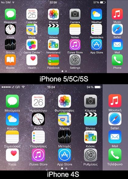 Rotador iOS 8