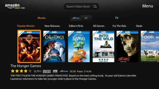Puede ver Amazon Prime a su Apple TV mediante AirPlay.
